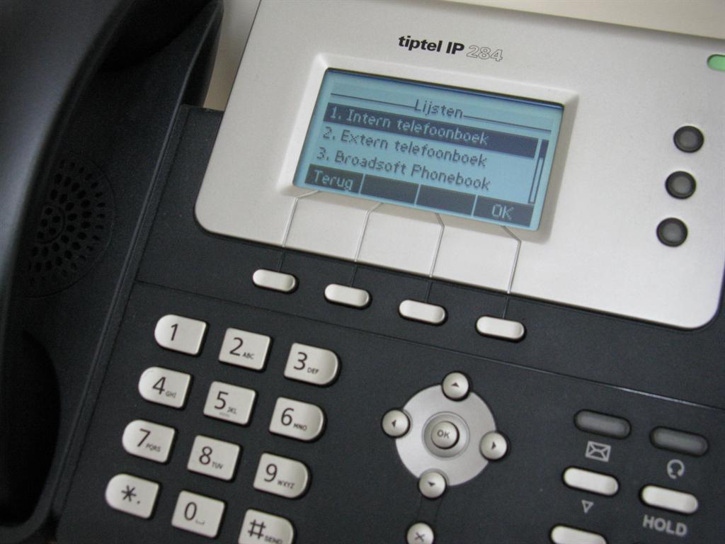 Beperkte telefonische bereikbaarheid